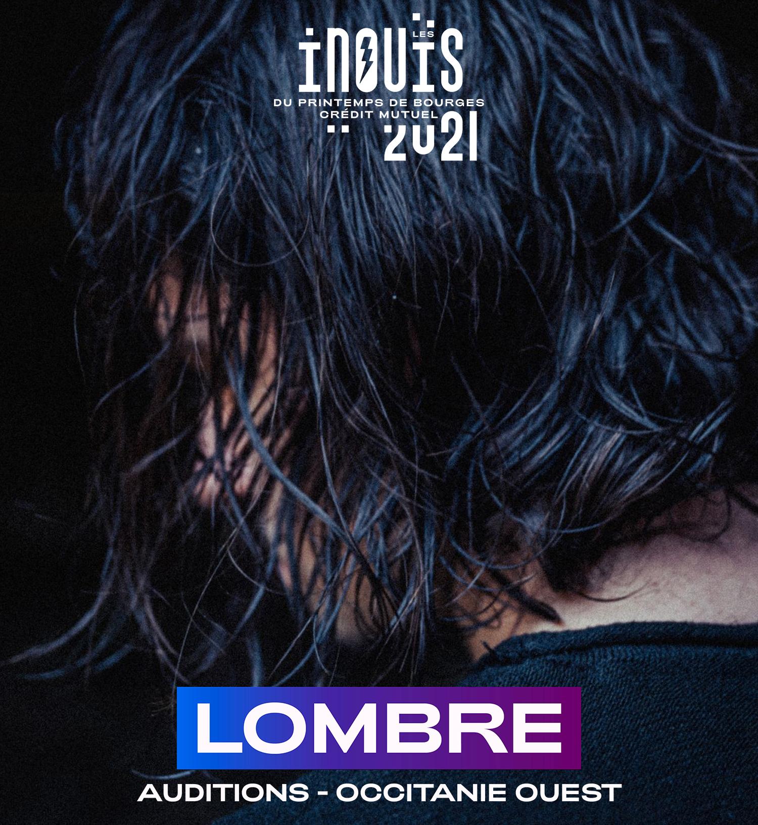 Lombre aux pré-sélections des Inouïs du Printemps de Bourges !